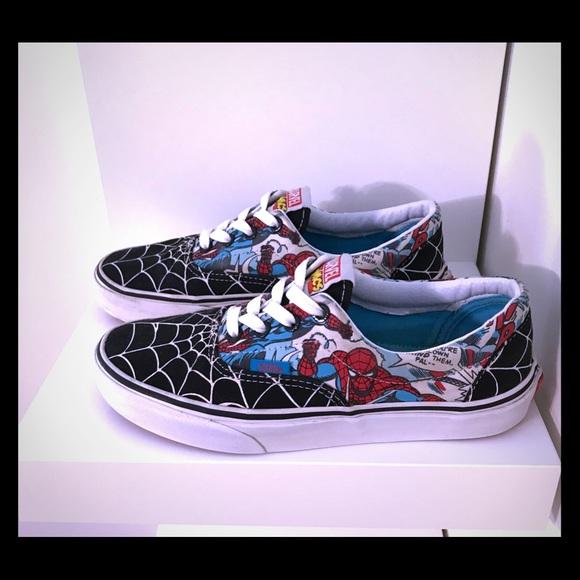 Vans Shoes   Vans Era X Marvel Comics